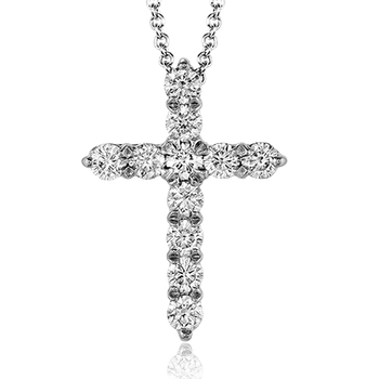 ZP290 CROSS PENDANT