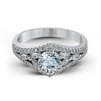 ZR485 ENGAGEMENT RING