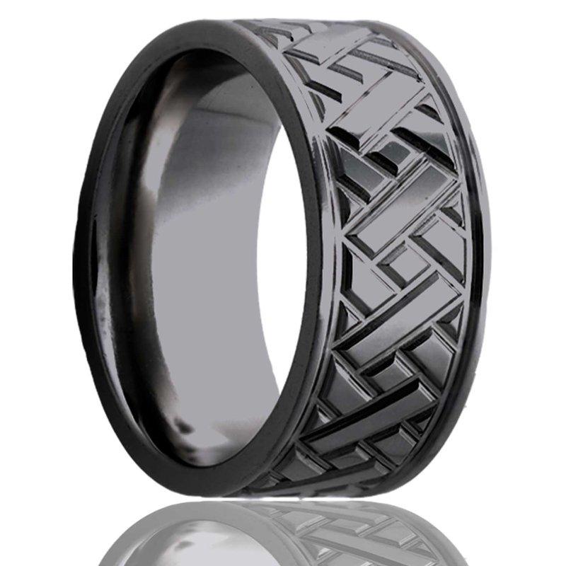 Lewis Jewelers: Heavy Stone Z101M17