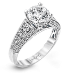 Simon G MR2149 ENGAGEMENT RING