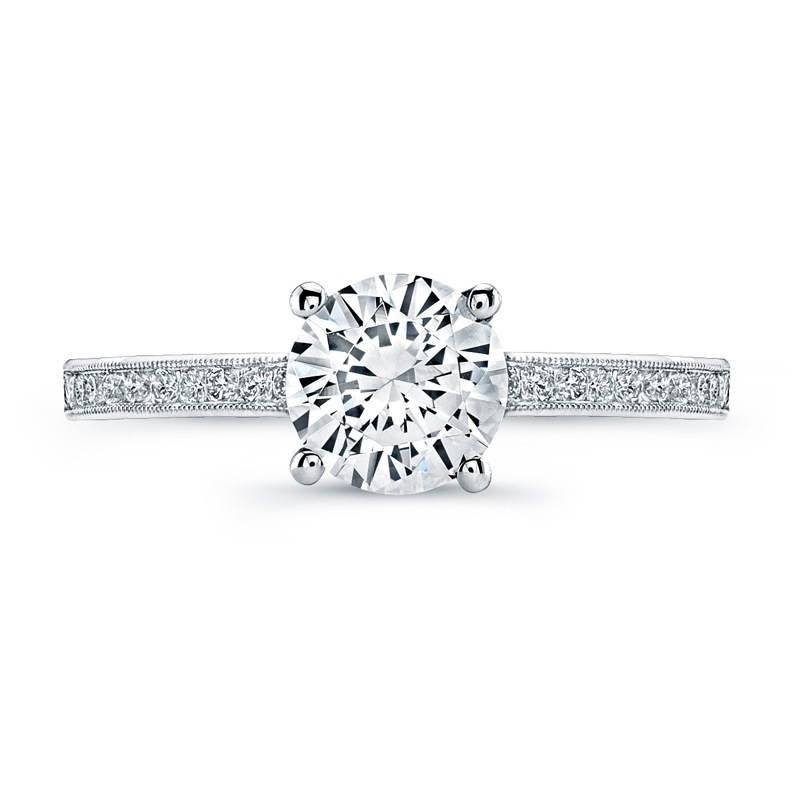 Jeff Cooper Harmony Engagement Ring