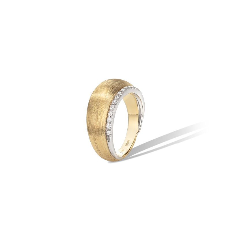 Marco Bicego Lucia Dome Band with Diamond
