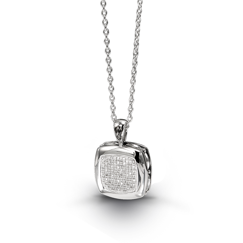Designs by Hera Zoe Diamond Pendant