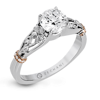 ZR1237 ENGAGEMENT RING