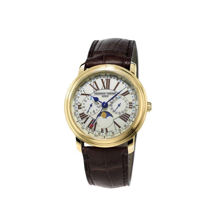 16b00a1c5d3 David Harvey Jewelers  Frédérique Constant Classics Business Timer