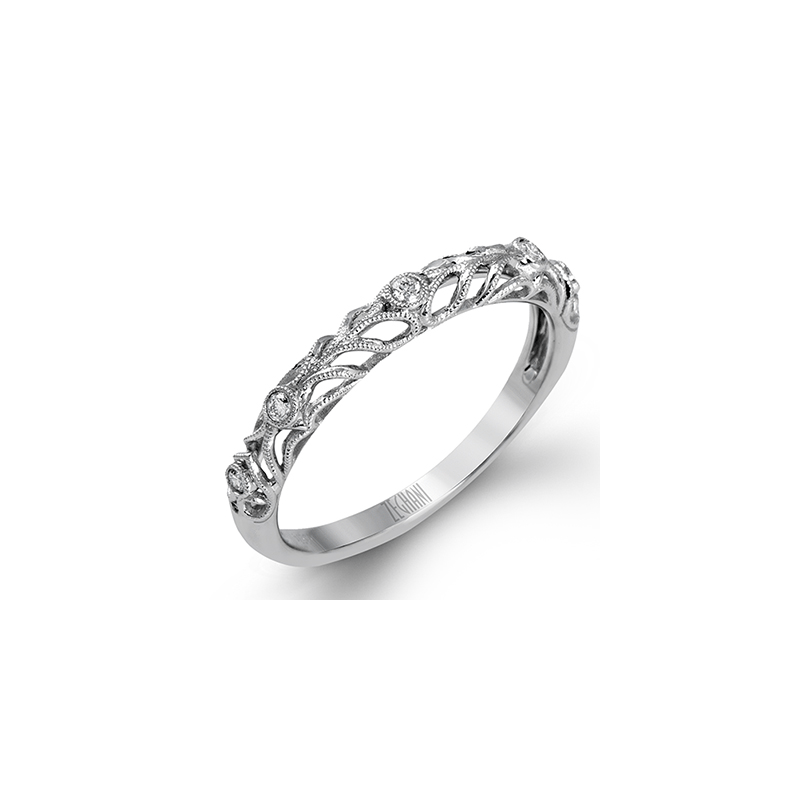 Zeghani ZR924 ENGAGEMENT RING
