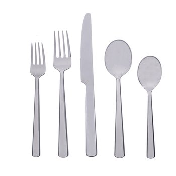 Hanover 5-Piece Flatware Setting in Gift Box