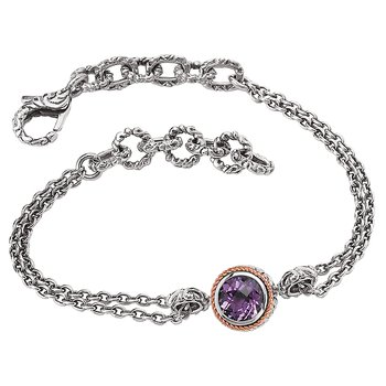 Ladies Fashion Gemstone Bracelet