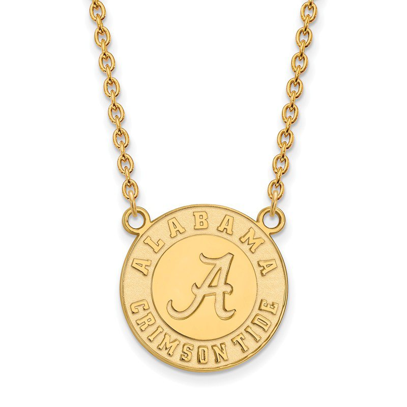 NCAA Gold University of Alabama NCAA Necklace