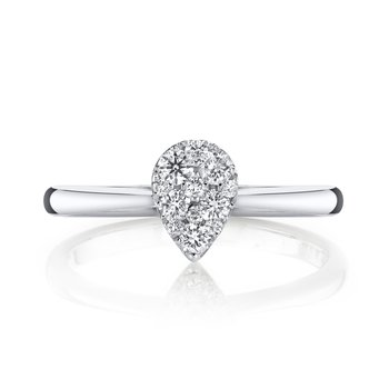 MARS 26901 Fashion Ring, 0.25 Ctw.