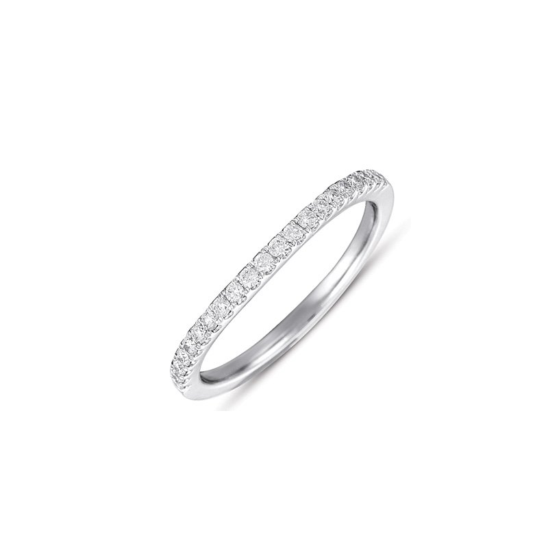 S. Kashi & Sons Bridal Matching Diamond Curved Band