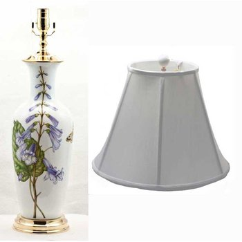 Special Edition Large Bluebells Lamp