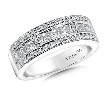 Diamond Anniversary Band 1.01 ct. tw.