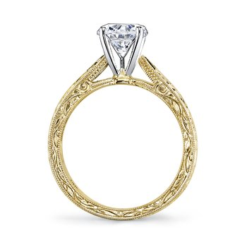 MARS 11559HE Solitaire Engagement Ring