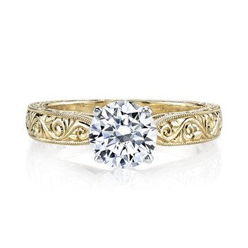 Engagement Ring - 13256HE