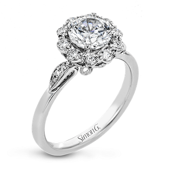 LR2138 ENGAGEMENT RING