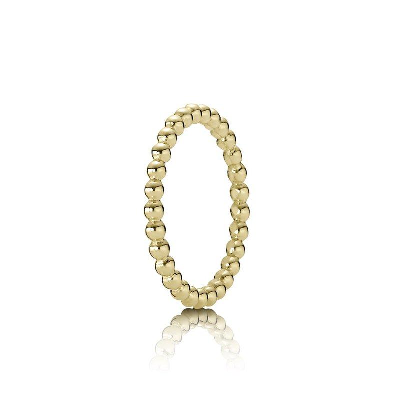 a1fb14784 PANDORA Eternal Cloud Stackable Ring, 14K Gold. Stock # 150117