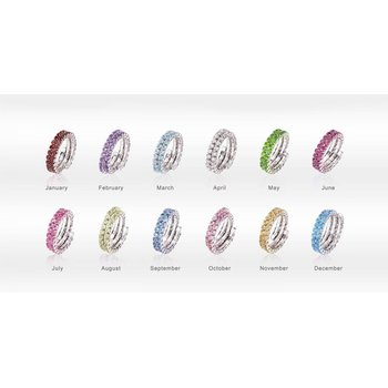 Birthstone Ring Collection