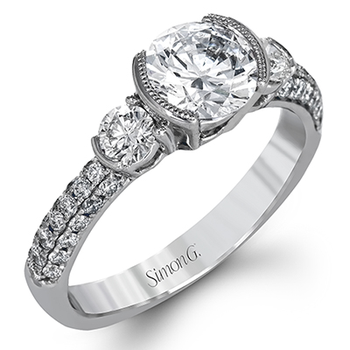 TR569 ENGAGEMENT RING