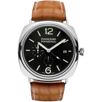 Radiomir 10 Days GMT Automatic Acciaio - 47mm