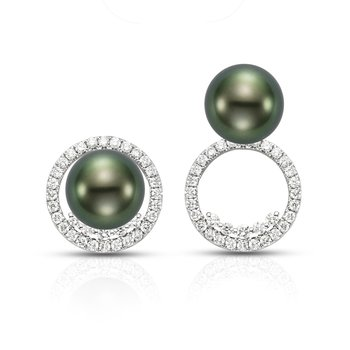 Caprice Multiway Eclipse Earrings
