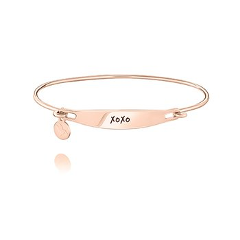 Xoxo ID Bangle