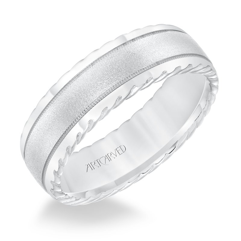 ArtCarved Artcarved Mens Wedding Band