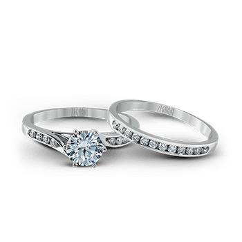 ZR416 WEDDING SET