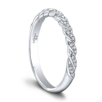 Luna Wedding Band