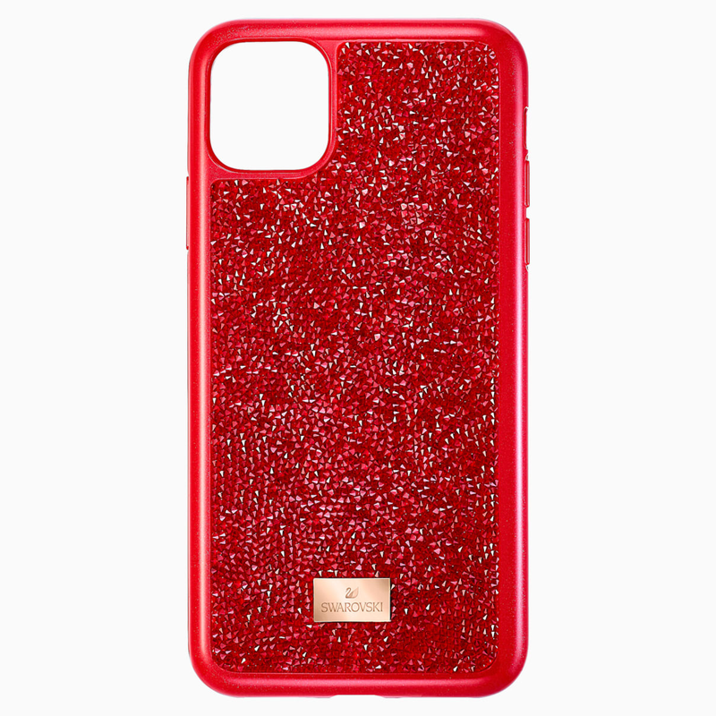 Swarovski Glam Rock Smartphone Case, iPhone® 11 Pro Max, Red