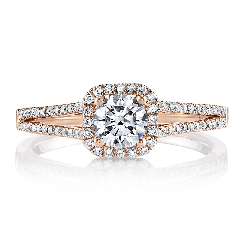MARS Jewelry MARS 25355  Diamond Engagement Ring 0.25 Ctw.