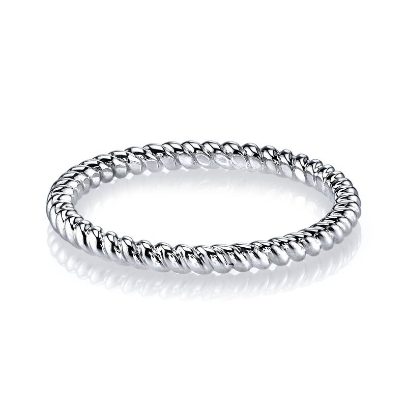 MARS Jewelry MARS 26970WG Stackable Ring