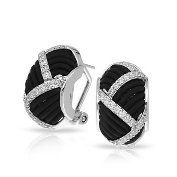 Striatta Earrings