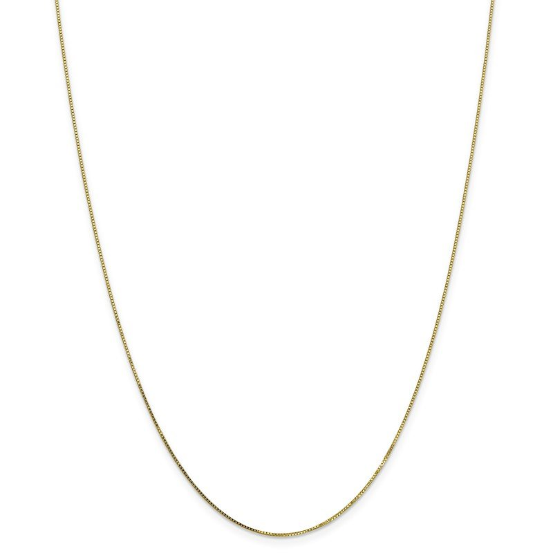 Quality Gold 10k .7mm Box Chain
