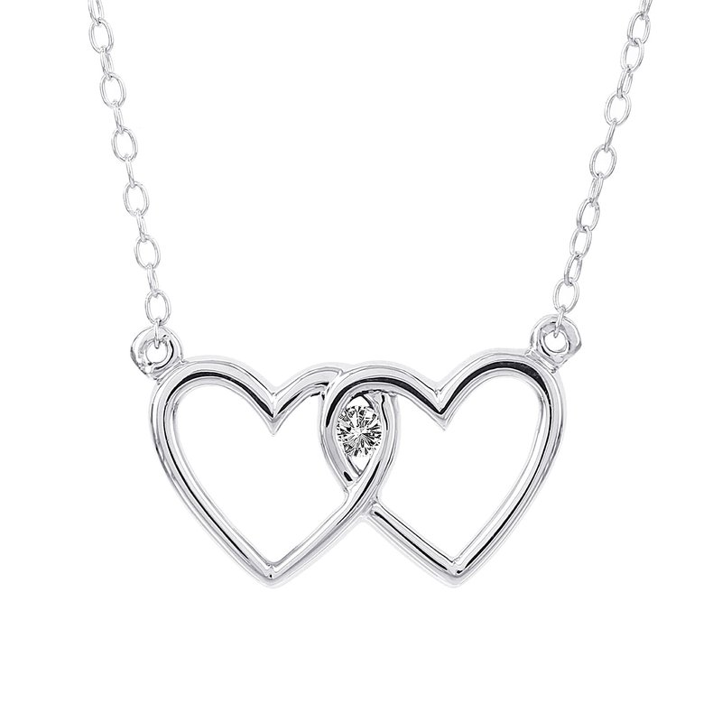 4efaaac9ffc73 Moody's Jewelry: Moody's Signature Sterling Silver Diamond Accent ...