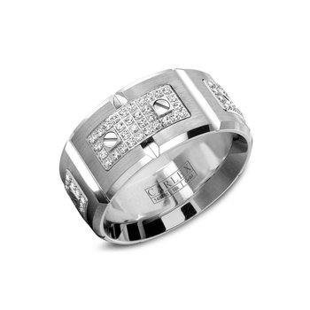 Carlex Generation 2 Mens Ring WB-9796WW