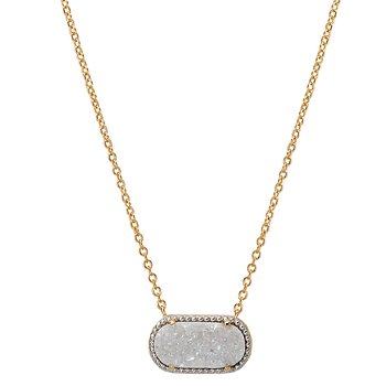Ladies Fashion Quartz Necklace