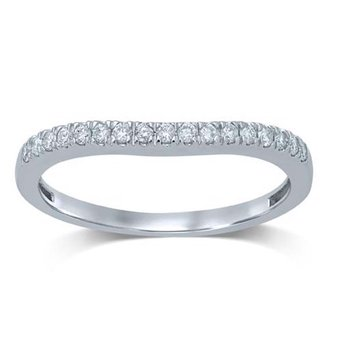 14K 0.17Ct Diamond Ring