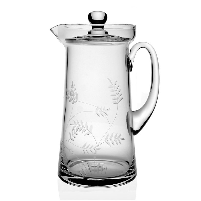 William Yeoward Wisteria Covered Pitcher 3 Pint