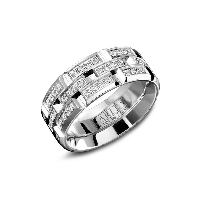 Carlex Carlex Generation 1 Mens Ring WB-9318-S