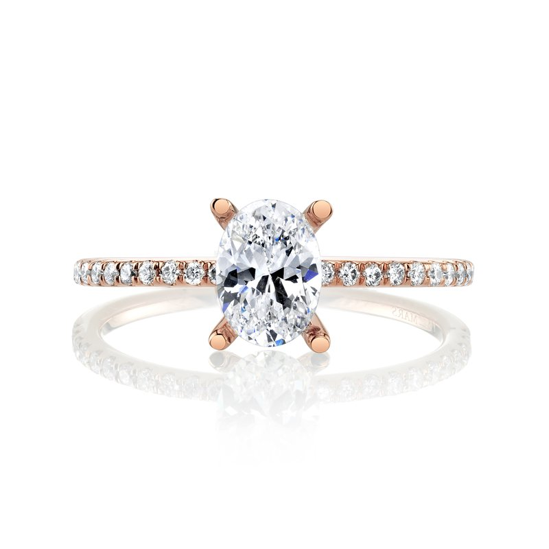 MARS Jewelry - Engagement Ring 26297-OV