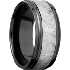 Lashbrook Designs Z9FGE15_METEORITE+POLISH