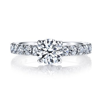 Diamond Engagement Ring 1.04 ctw