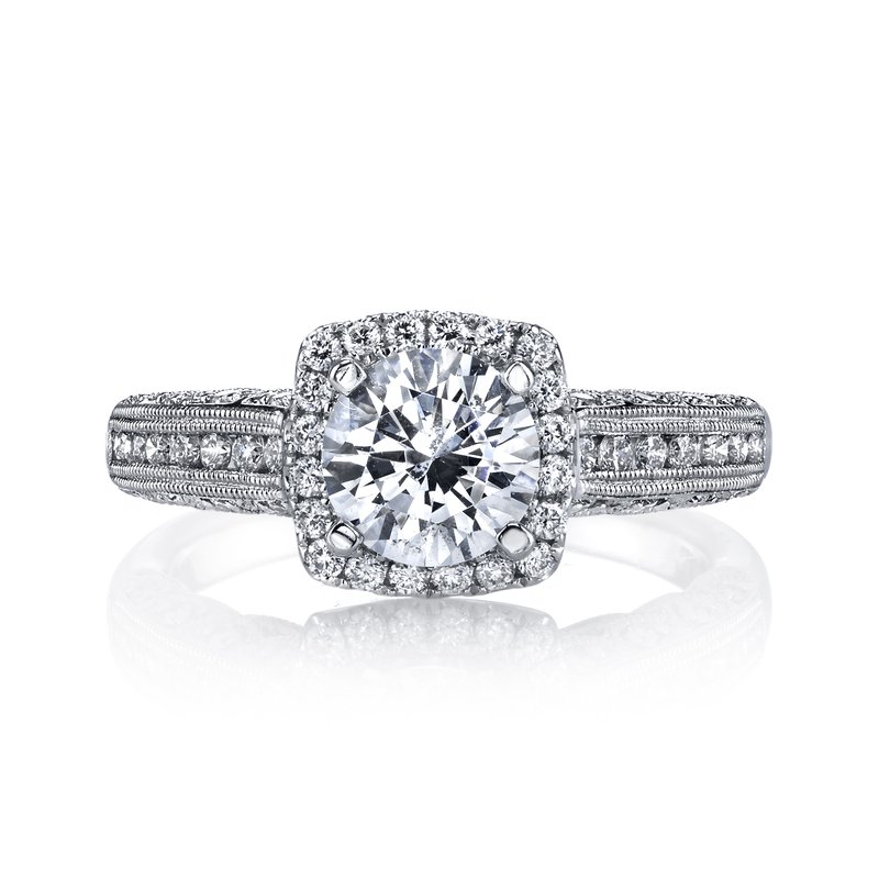 MARS Jewelry - Engagement Ring 26701
