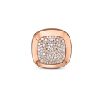 Roberto Coin Small Ring With Diamonds