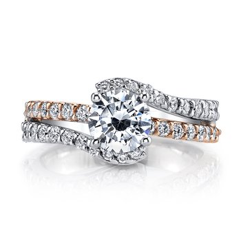 MARS Jewelry - Engagement Ring A14R