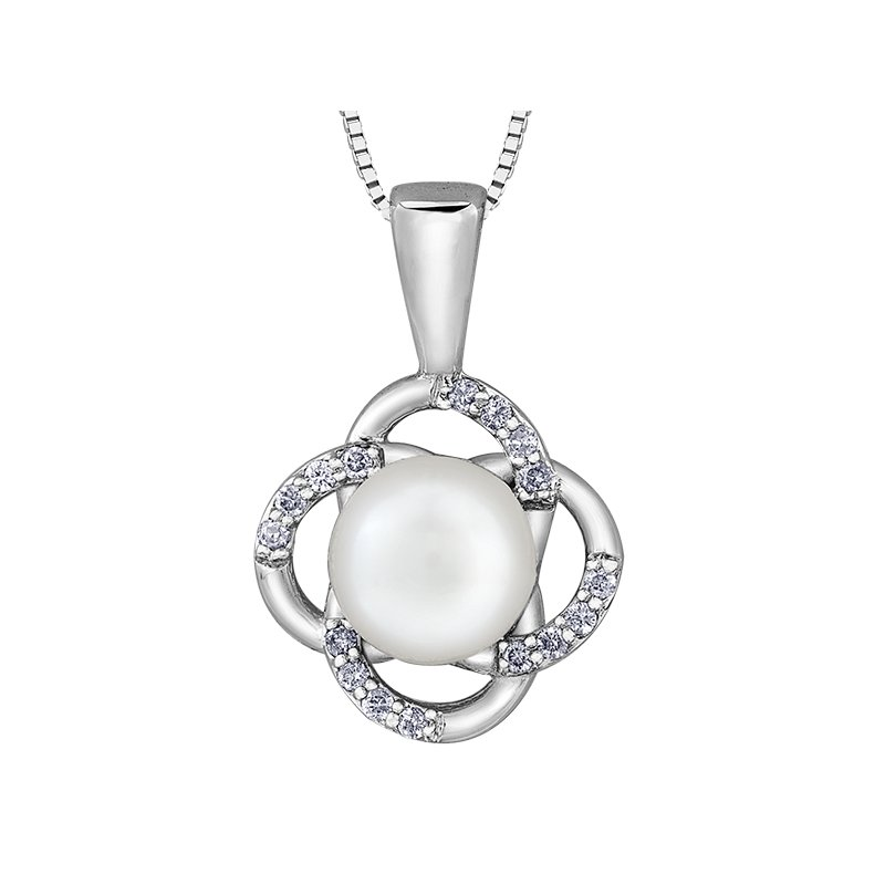 Lasting Treasures™ Pearls Pendant