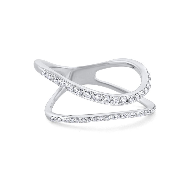 KC Designs 14K Diamond Fashion Ring