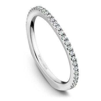 Noam Carver Wedding Band B035-01B