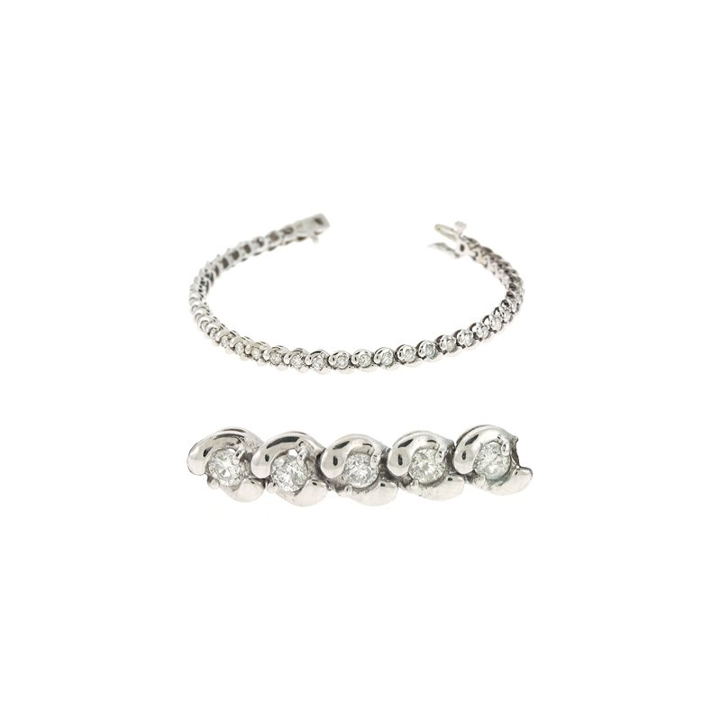 Briana Diamond Tennis Bracelet